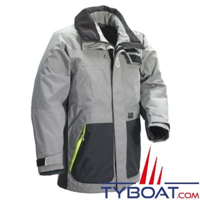 XM Yachting - Veste de quart Coastal Taille XL Gris/noir