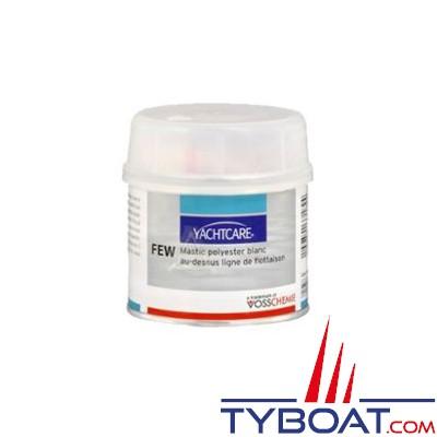 Yachtcare - Mastic FEW polyester blanc - 250 gr
