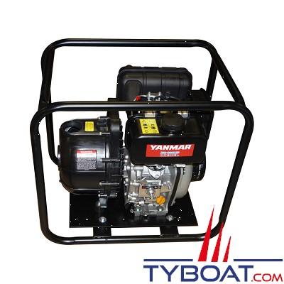 YANMAR - Motopompe Diesel 52m3/heure - Pompe centrifuge auto-amorçante - 870 litres minute -