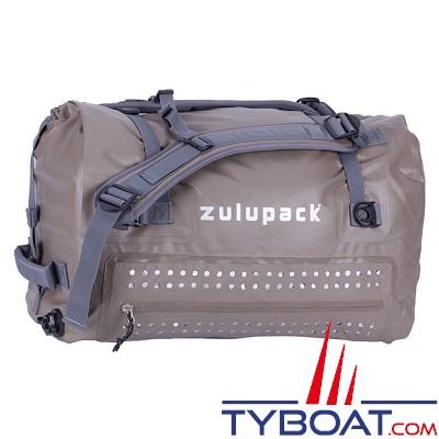 Zulupack - Sac étanche Bornéo - Gris - 45 litres