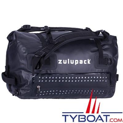 Zulupack - Sac étanche Bornéo - Noir - 45 litres