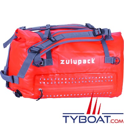 Zulupack - Sac étanche Bornéo - Orange - 45 litres