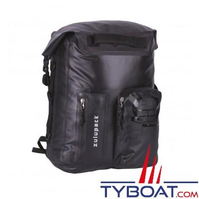 Zulupack - Sac étanche Nomad - Noir - 35 litres -
