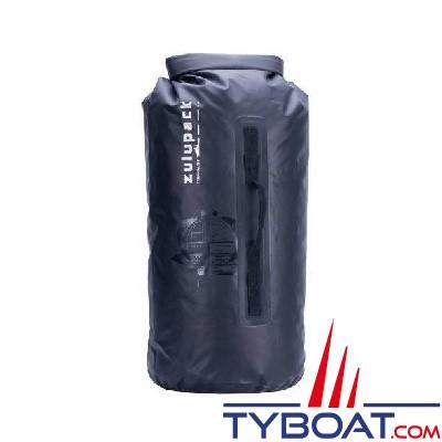 Zulupack - Sac étanche Tube - noir - 45 litres